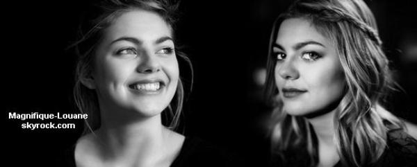 Shooting de Louane Emera