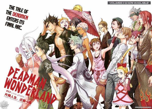 Anime — Deadman Wonderland