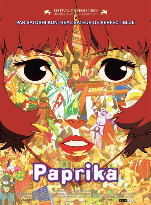 Film d'animation — Paprika