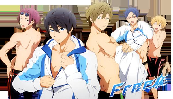 Anime — Free!!