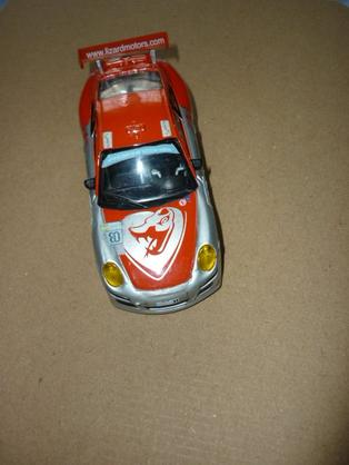 La Porsche du Lizard avance, à pas de géant !!