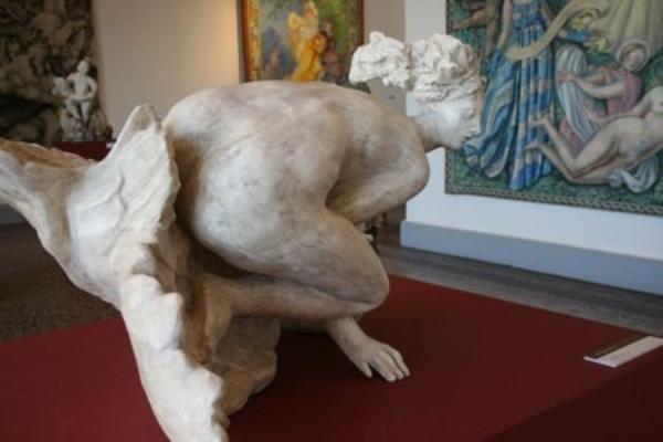 Léda et le cygne : une inépuisable source d'oeuvres profondément érotiques