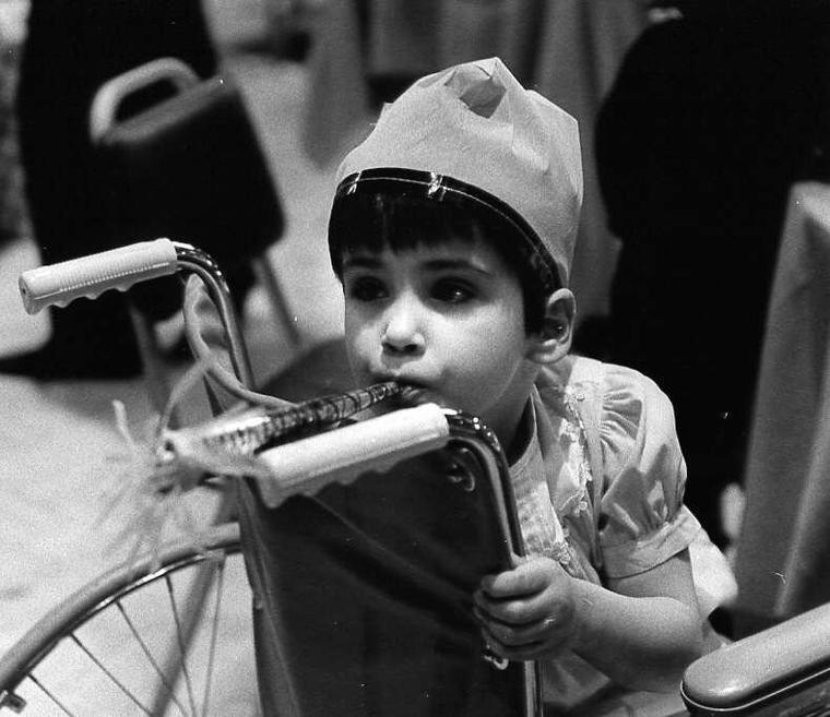 Un enfant handicapé n'est pas un enfant malade