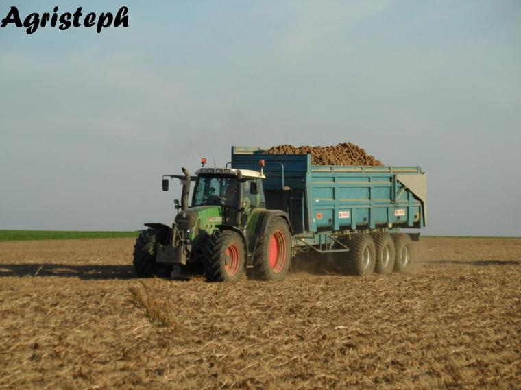 Arrachage de pommes de terre par VanHoven