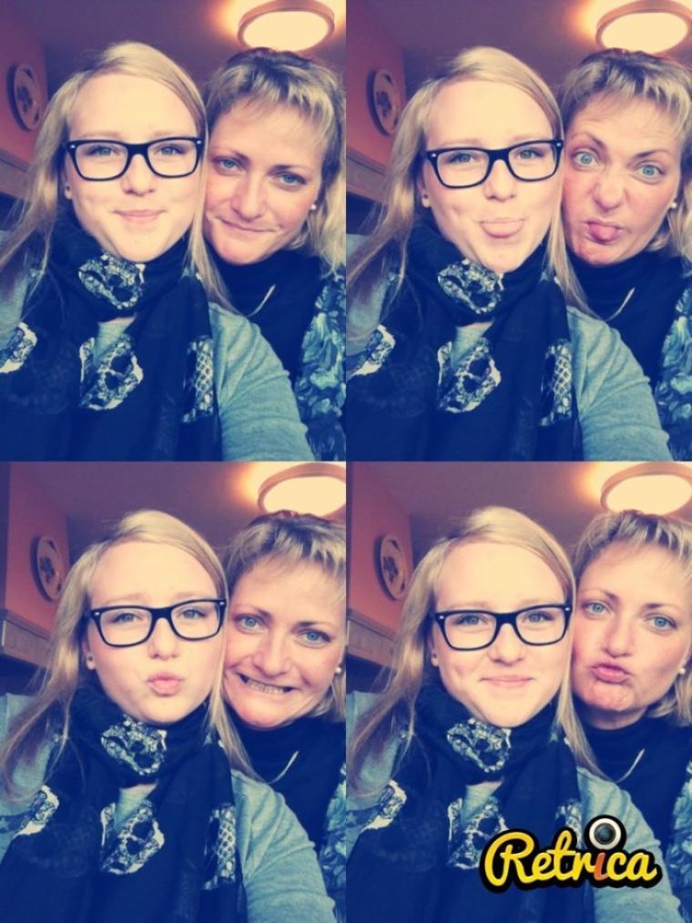 Ma maman, c'est la meilleure de toutes! :-)