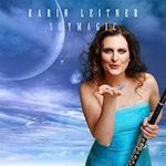 "Cd 136 : Karin  LEITNER  "" Sky  magic "" / Frontline music"