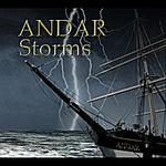 "Cd 142  :  ANDAR  "" Storms ""  / Apple  rekords"