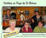 "Cd 146 : VEILLEES  EN  PAYS  DE  SAINT BRIEUC  "" De ouip  en  ouap  ""  / Vocation  records ."