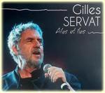 """Cd174   :  Gilles  SERVAT  """" Ailes  et îles """""""