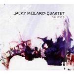 "Cd 12 : Jacky  MOLARD  QUARTET  "" Suites ""  ( Innacor )"
