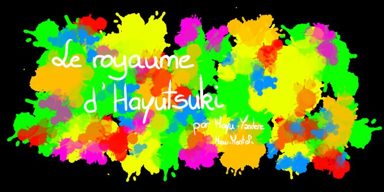 Le Royaume d'Hayutsuki - Prologue & Autres