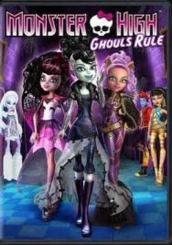 Film Monster High Ghouls Rule ♥.