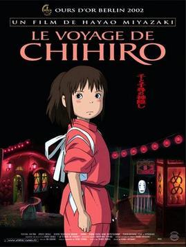 Présentation du... Voyage de Chihiro !