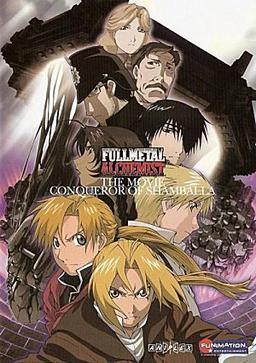 Présentation de... FullMetal Alchemist : Conqueror Of Shamballa