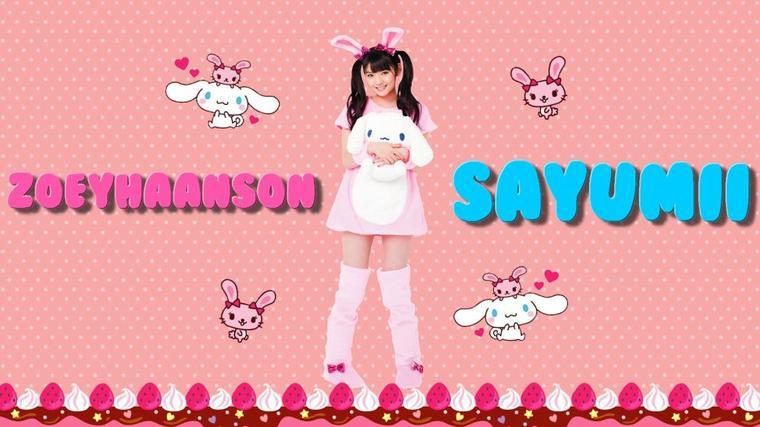Sayumii-pyon ♥