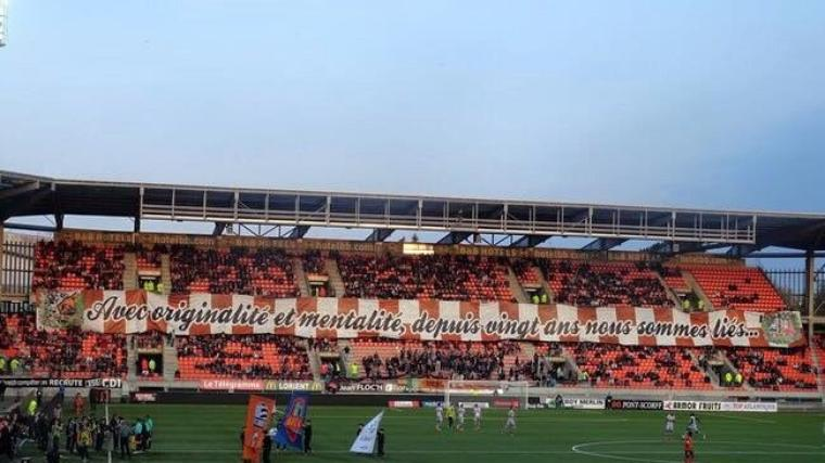 Lorient-Gazelec ajaccio