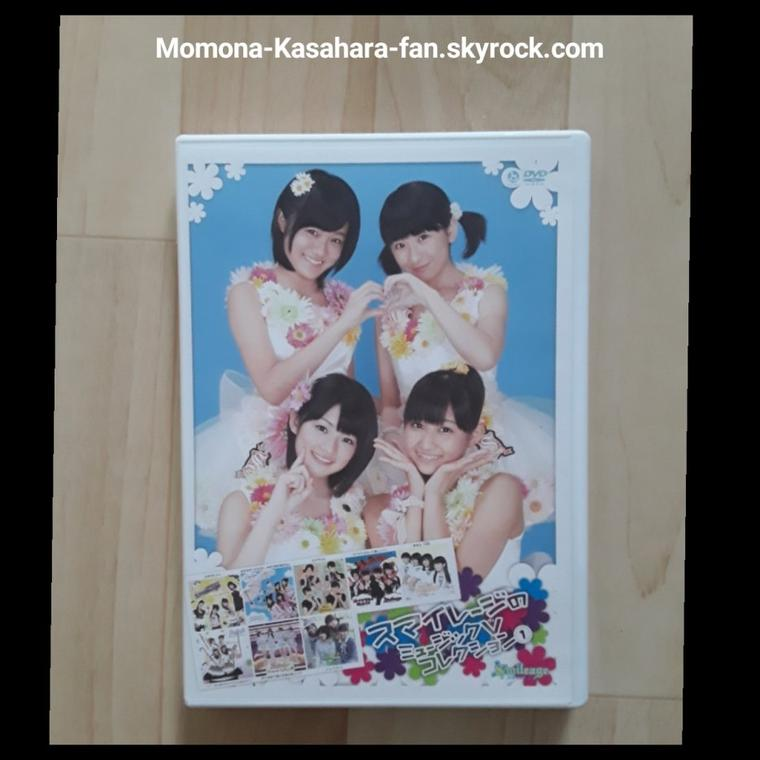 "DVD ""S/mileage Music V Collection"""