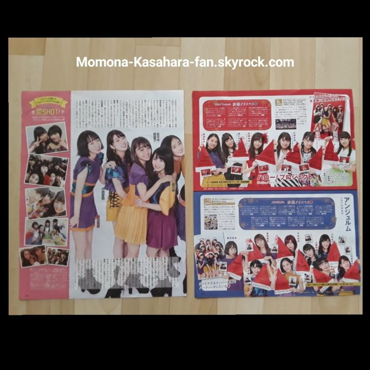 2 pages d'ANGERME