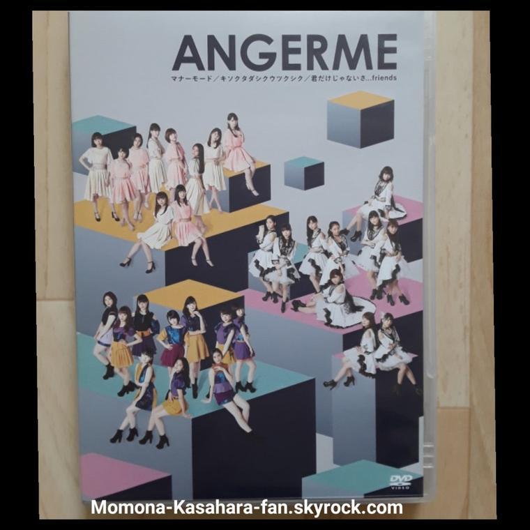 DVD ANGERME clip