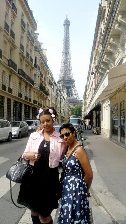 Journée à Paris + Journée Fimo