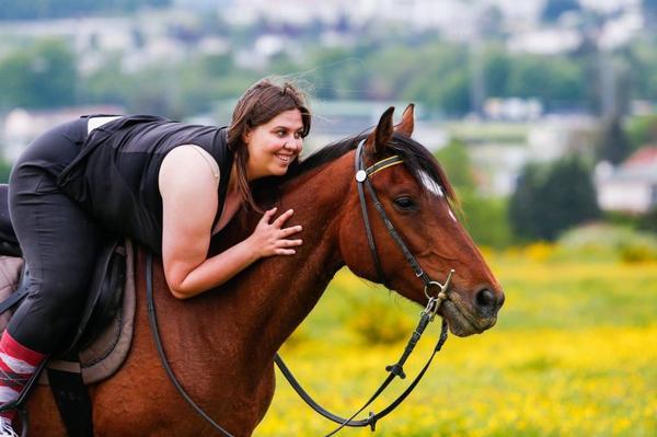 ► Aurore-De-Chardet. Catégorie : Equin ~