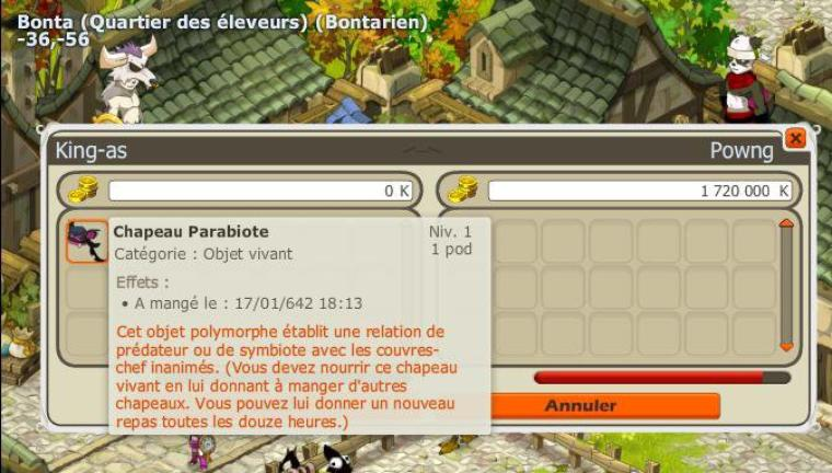 Optimisation du Panda