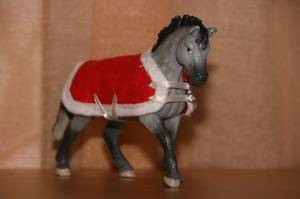 Secret Santa avec Ever-Beauty-Horse