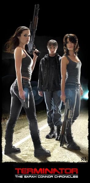 Terminator Les chroniques de Sarah Conor