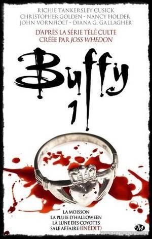 Buffy Milady tome 1 à 5