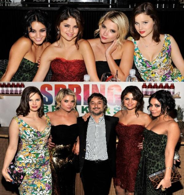 07/09/12: Selena était au Festival de Toronto pour son film « Spring Breakers ».