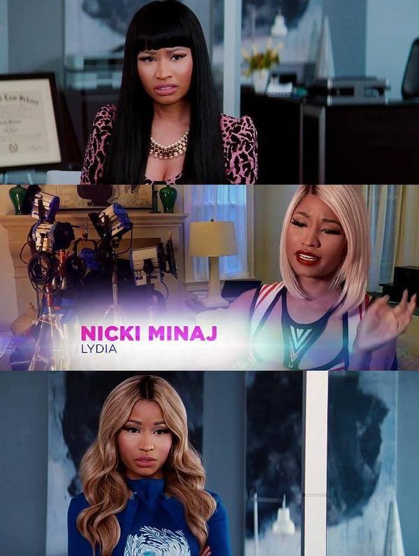 Personnages du film ''The Other Woman '' et avis de Nicki ♥