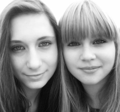 Moi & Anne - Sophie :) ♥