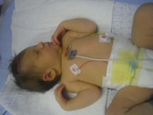 Ma princess a sa naissance le 12 août 2011