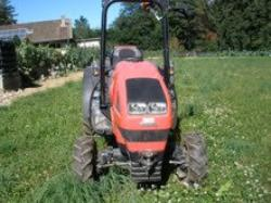 Presentation d'un Tracteur => SAME Solaris 35 !
