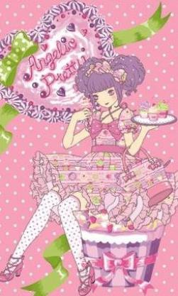 Petit questionnaire sur les sweet lolita ^^