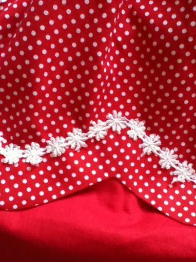 Ma deuxième robe Lolita !!!^^suivi d'un Zoom.
