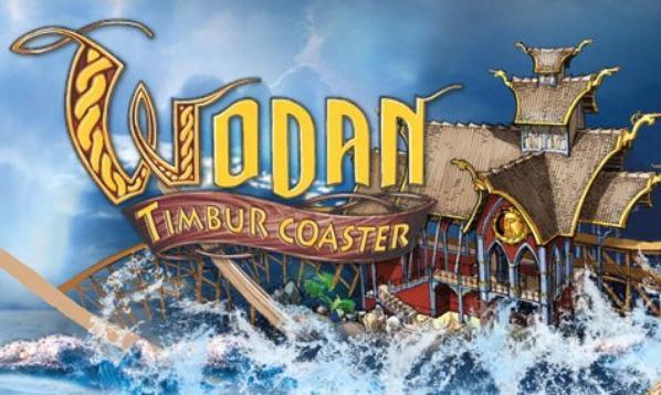 Le nom du wooden coaster s'Europapark à été devoilé!!!