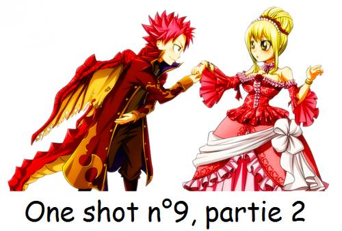 OS n°9 Le dragon et la princesse, partie 2
