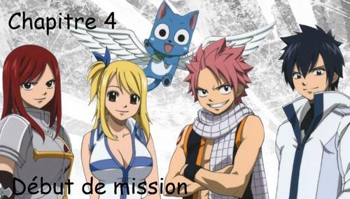 Fiction 7, chapitre 4: Début de mission