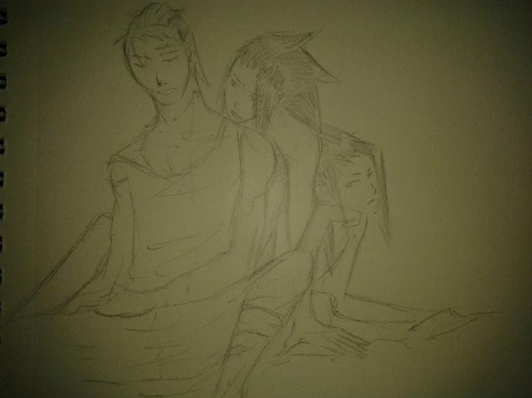 Sashta, Akiko et Norio