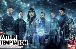 Within temptation dans MetalHammer   Within Temptation est définitivement de retour ! Voici un nouveau photoshoot que le groupe a realisé !