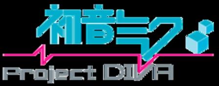 Hatsune Miku Project Diva - Logo