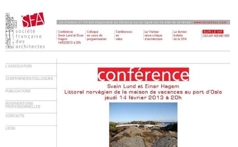 A la découverte du web - La société française des architectes :