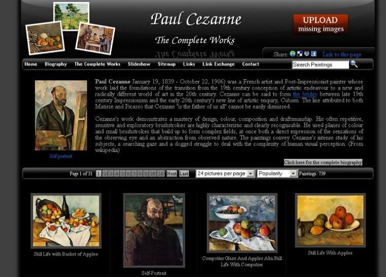 A la découverte du web - Paul-Cezane.org :