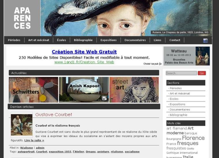 A la découverte du web - Aparences.net :