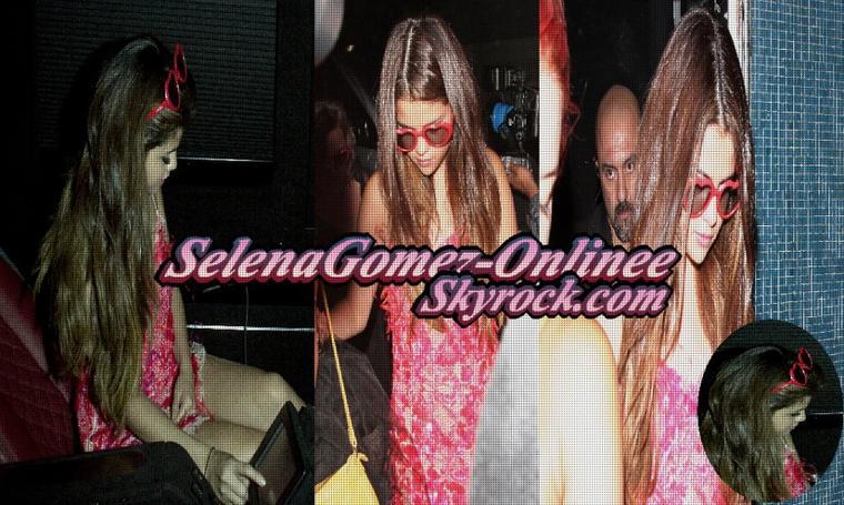 Nouvelles photos Selena Gomez