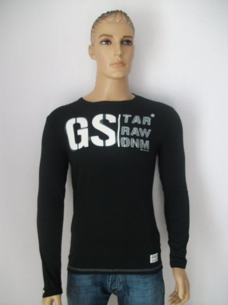 T-shirt G-star manches longues  25 euros