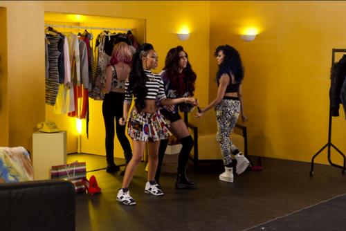 Le clip How Ya doin' des Little Mix