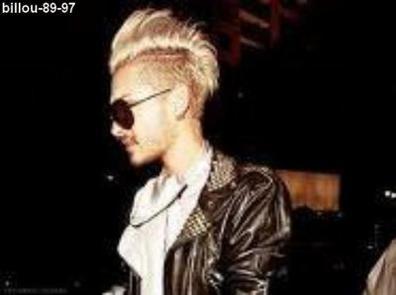 Evolution du look de Bill Kaulitz