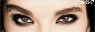 Les beaux yeux marron de Billou